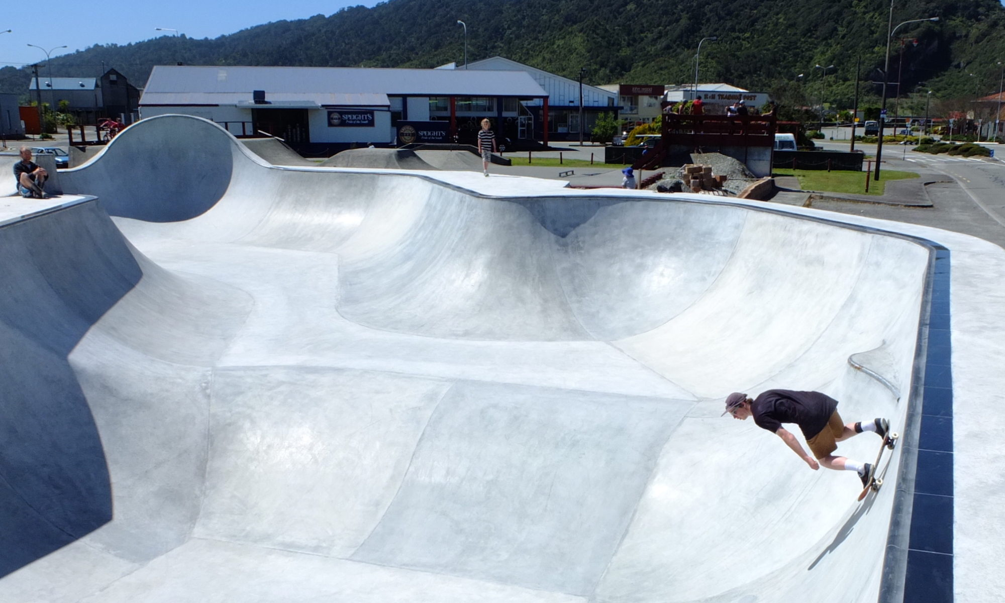 Nelson Creek SkateParks & Boards