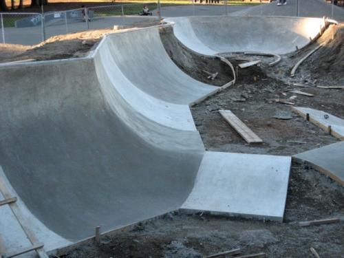 Bowl sections